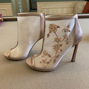 Jessica Simpson Rose Gold Shoes